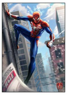 Something Marvel? Amazing Spiderman, Image Spiderman, All Spiderman, Marvel Comics, Marvel Art, Marvel Heroes, Marvel Avengers, Spider Man Ps4 Game, Marvel Wallpaper