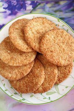 Domowe ciastka to jeden z najlepszych smakołyków, na dodatek zazwyczaj są łatwe i szybkie do przygotowania. Dziś dzielę się z Wami pomysłem ... Cookie Recipes, Dessert Recipes, Desserts, Low Carb Side Dishes, Sweets Cake, Easy Pasta Recipes, Healthy Baking, Sweet Recipes, Breakfast Recipes