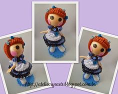 Atelie Crys Art's: LALALOOPSY BY CRYS SILVA