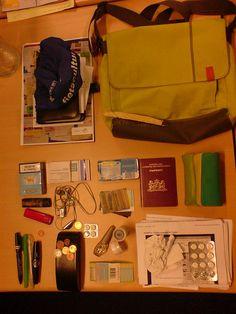 All their is to see: the content of my bag. What does this say about me.     Viettel IDC tại địa chỉ Tòa nhà CIT, Ngõ 15 Duy Tân - Cầu Giấy - Hà Nội: