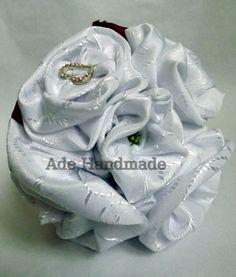 Wedding bouquet by AdeHandmade on Etsy Wedding Bouquets, Etsy, Wedding Flowers, Bridal Bouquets