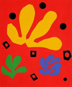Henri Matisse - Elements Vegetaux