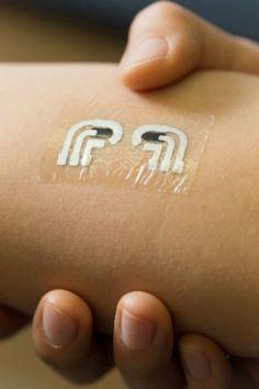 Printed Tattoo Glucose Sensor Takes On Hated Pinpricks