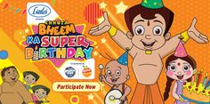 Chhota Bheem Super Birthday