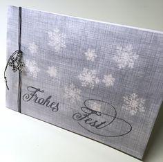 paperART's   : Weihnachtskarte No 2