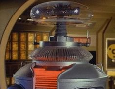 Lost in Space Robot!