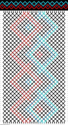 32 strings, 56 rows, 5 colors