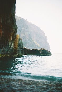 We will not fear though the earth gives way, though the mountains be moved into the heart of the sea. Psalm 45:1 Untitled by DavidPato, via Flickr