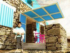 Arquiteto mexicano cria conceito de casa para famílias pobres