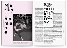 Pepper Magazine on Editorial Design Served