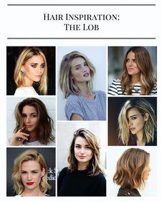 Hair Inspiration: The Lob
