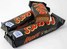 Mars bars shrink in size to meet calorie reduction pledge.