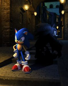 Sonic the Werehog and Hedgehog
