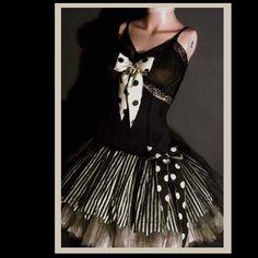 wearydreary rag dolly carnival dress