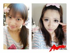 Make up effect