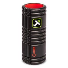 TriggerPoint GRID Foam Roller with Free Online Instructional Videos X Extra Firm (13-inch)