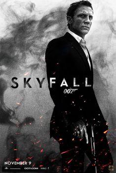 Skyfall Poster C by ~sahinduezguen on deviantART