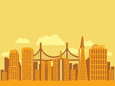 San Francisco Skyline   Must Have Wheat Thins Campaign