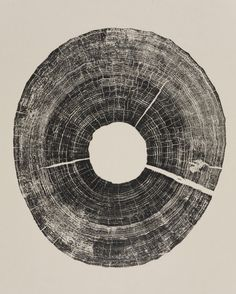 The fantastic woodcut prints by US artist Bryan Nash Gill trace every aspect of the tree's life up until it was cut. Wabi Sabi, Tattoo Artists Near Me, Impression Textile, Little Presents, Fine Line Tattoos, Art Graphique, Tree Print, Art Plastique, Wood Print