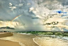 Rainbow Beach Emerald Green Waves Fine Art Prints by Eszra Tanner