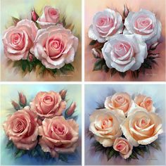 Aliexpress.com : Buy Diamond Embroidery rose Flower Diy Diamond Paintings Full Mosaic Picture Pattern Cross Stitch Rhinestone New Arrival WS106 from Reliable rhinestone dog suppliers on Tranquila Diy Diamond Painting&Embroidery Home