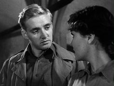 Oskar Werner from decision before dawn