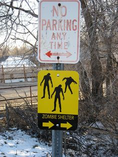 ZOMBIE shelters | Where is your nearest Zombie Shelter? | Dave Farmer