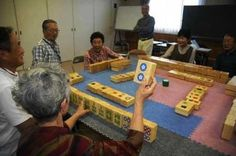 Mahjong for the visually challenged.   Cool idea!   :)