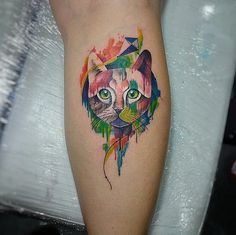 Unleash Your Creativity With These Watercolor Tattoo Ideas