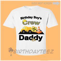 Dad Construction Shirt