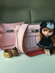 Pink pink pink n more pink bags!