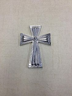 Amazon.com: Decorative Metal Fluted Cross: Home & Kitchen #homedecor#sports Wall Decor, Room Decor, Wall Sculptures, Flute, Home Kitchens, Decorative Metal, Dorm Room, Collection, Amazon