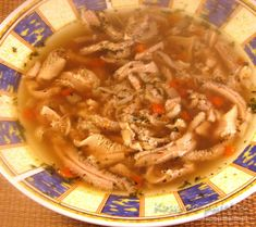 Polish Recipes, Polish Food, Food Design, Soups And Stews, Thai Red Curry, Ethnic Recipes, Ideas, Thoughts
