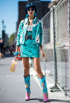 NYFW: The Best Street-Style Moments from the Spring 2017 Shows