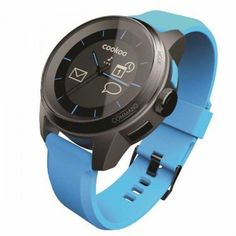 Cookoo Smart Watch Blue Bluetooth 4.0