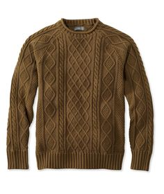 Signature Rollneck Fisherman Sweater