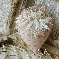 Shabby Chic Decor exciting examples, tip reference 7044595428 - Ingenious styling to organize and deisng a pleasantly shabby and brilliant room . The ingenious diy shabby chic projects Image imagined on this creative day 20181219 Shabby Chic Hearts, Shabby Chic Desk, Chabby Chic, Shabby Chic Interiors, Shabby Chic Farmhouse, Vintage Shabby Chic, Shabby Chic Homes, Shabby Chic Style, Valentine Crafts