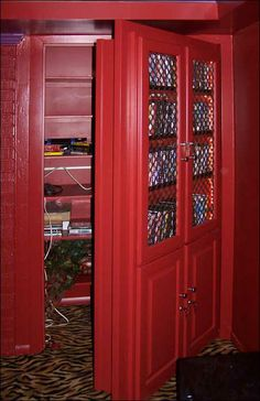 HiddenPassages.com~these doors,shelves,hidden passages are AMAZE!!! I want all my doors to be like this now!