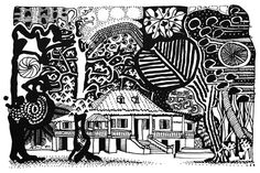 MICHAEL ADAMS - Union old Painting Gallery, Art Gallery, Seychelles, Painters, Black And White, Artist, Cards, Art Museum, Black White