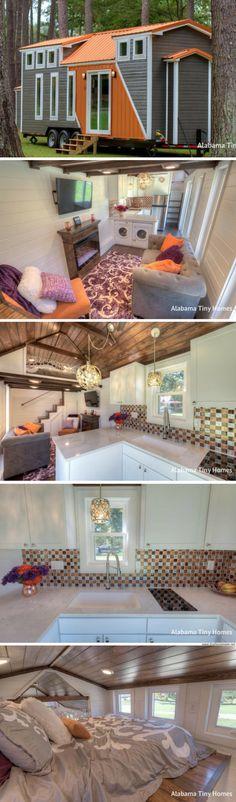 The Trintiy from Alabama Tiny Homes