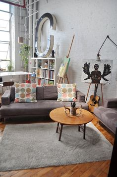 Get The Look:  Urban Chic  — American Style