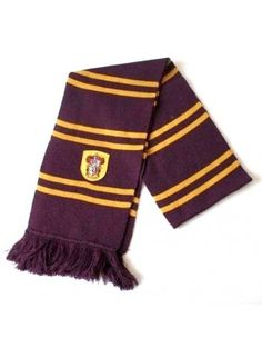 New Hot Harry Potter Gryffindor Thicken Wool Knit Scarf Wrap Soft Warm Costume Tricot Harry Potter, Harry Potter Gryffindor Scarf, Harry Potter Items, Cosplay Harry Potter, Harry Potter Collection, India, Knitted Shawls, Wool Scarf, Shawls And Wraps