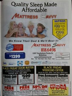 Look for our advertisement in Reach Magazine for our amazing time sensitive coupons.