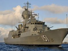 The Royal Australian Navy's (RAN) Anzac-class frigate HMAS Arunta has successfully completed its anti-ship missile defence (ASMD) upgrade in Western Australia, making it the second vessel to undergo such an upgrade. Australian People, Australian Defence Force, Royal Australian Navy, Navy Ships, Sailing Ships, Sailing Boat, Modern Warfare, Aircraft Carrier, Royal Navy