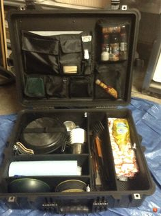 Pelican 1600 case Kitchen Kit/Chuck Box - Page 56 - Expedition Portal