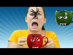 Funny Baby Prank Bad baby learn colors with Spider on Mommy`s FACE Suddenly a giant spider came. Spider Attacks Mommy`s FACE! Nursery rhymes for children Lea. Are You Sleeping Song, Kids Nursery Rhymes, Baby Learning, Baby Born, Learning Colors, Funny Babies, Crying, Halloween Face Makeup, Songs