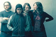 Silversun Pickups are streaming their new album 'Neck Of The Woods' below. The album will be released on May 8 via Dangerbird.