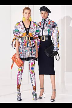 Versace Resort 2019 Fashion Show Collection: See the complete Versace Resort 2019 collection. Look 15