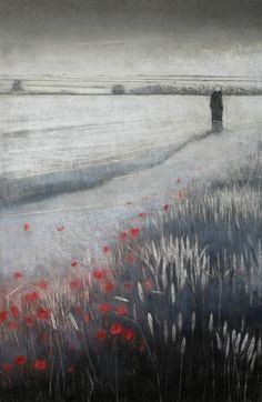 "Saatchi Art Artist Thomas Lamb; Drawing, ""Yuki Midsummer"" #art"