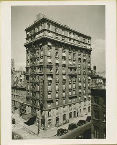 OldNYC: Mapping Historical Photographs of New York City#1507601-a Photo from around 1911 of the current Ramada New York/Eastside Hotel